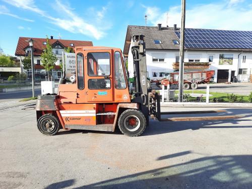 Stapler Kalmar DC7- 600 Maschine Bagger Kramer Cat Volvo