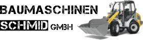 Baumaschinen Schmid GmbH in Stetten
